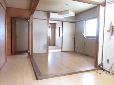 【居間・リビング】京都市中京区壬生下溝町