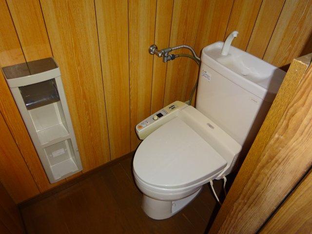 【トイレ】植草貸家