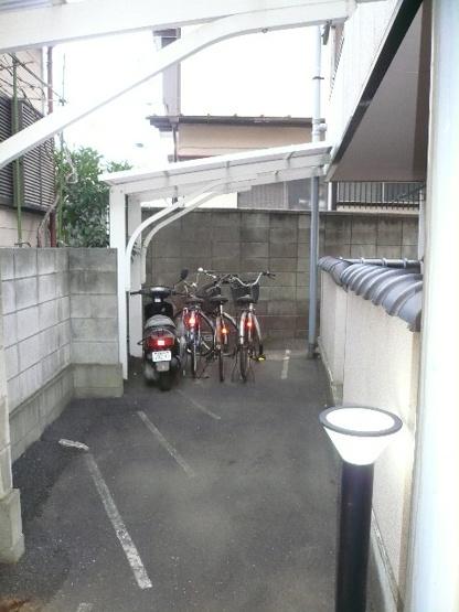 【駐車場】みずきコート