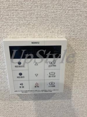 【設備】クレシア青戸