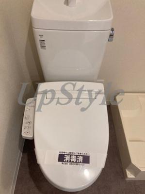【トイレ】クレシア青戸