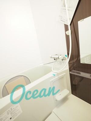 【浴室】クレーシェレ青井