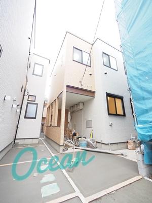 【外観】クレーシェレ青井
