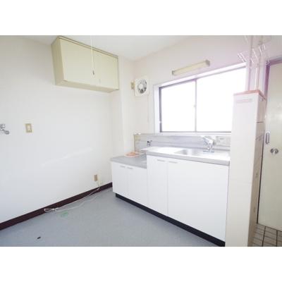 【キッチン】ホワイトホース