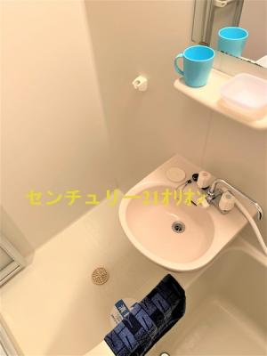 【浴室】スカイコートヌーベル中村橋(ナカムラバシ)