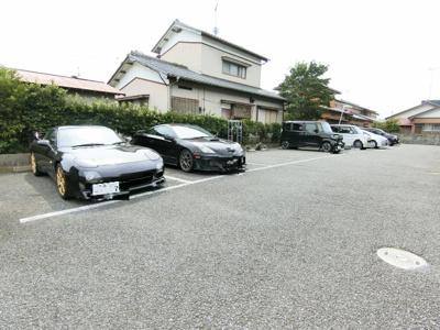 【駐車場】モルトフィオーレ1番館
