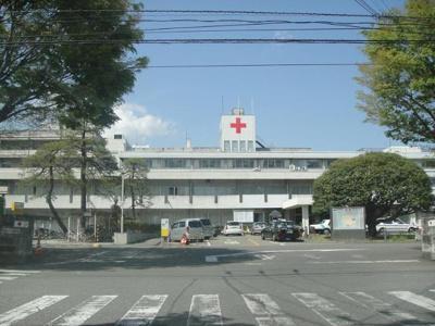 前橋赤十字病院まで857m