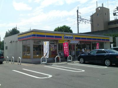 ミニストップ前橋本町店まで426m
