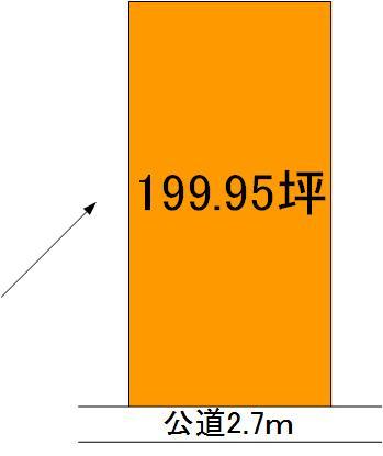 【土地図】見川町土地