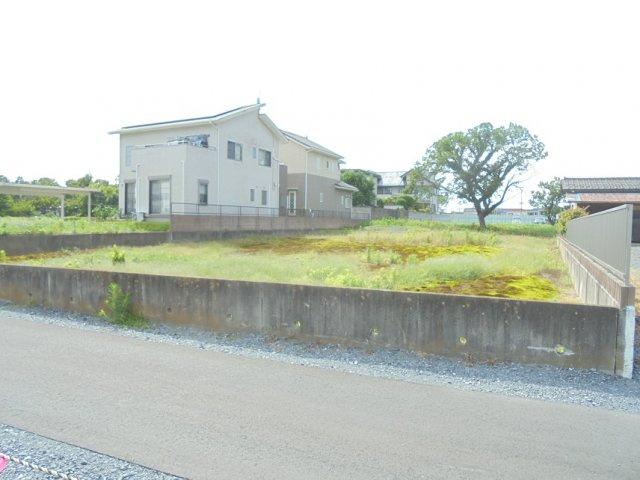 【外観】見川町土地