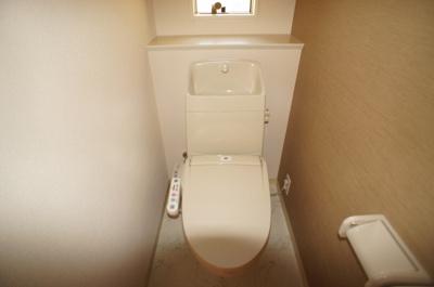 【トイレ】パサニアテラス