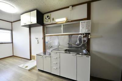 【キッチン】大庭荘