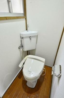 【トイレ】大庭荘