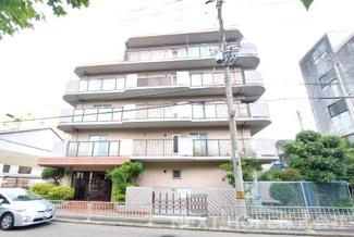 【ネオコーポ東武庫川】地上5階建 総戸数48戸 ご紹介のお部屋は4階部分です♪