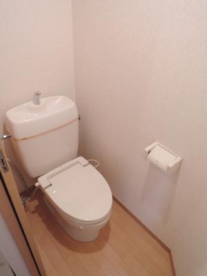 【トイレ】オーヴァ