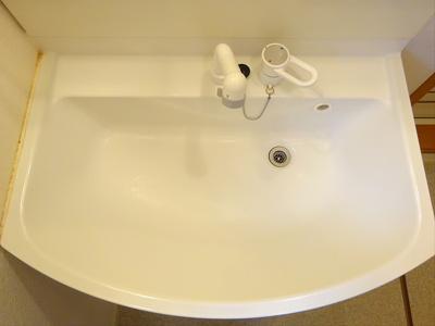 【独立洗面台】ハルフローラ