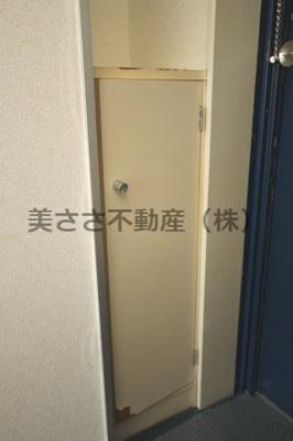 【収納】メゾン・ド・ノア明神町