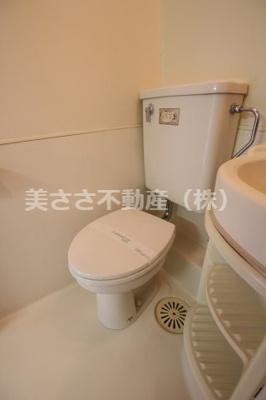 【トイレ】メゾン・ド・ノア明神町