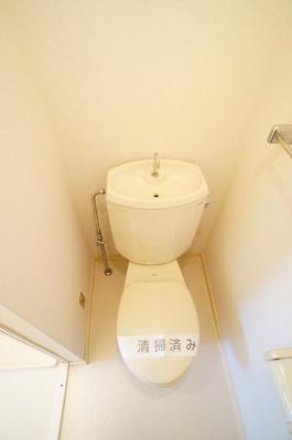 【トイレ】アザレアハウス