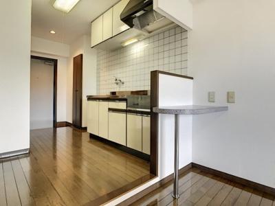 【キッチン】ビアン1号館