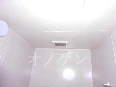 浴室換気(イメージ)