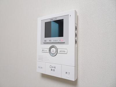 【セキュリティ】桜上水4丁目邸2階賃貸