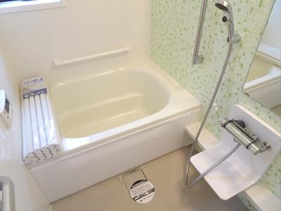 【浴室】桜上水4丁目邸2階賃貸
