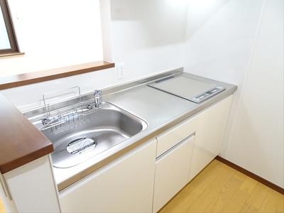 【キッチン】桜上水4丁目邸2階賃貸