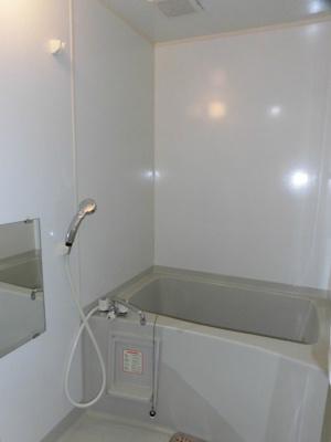 【浴室】VILLA川辺Ⅱ