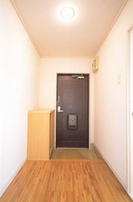 【玄関】リベラルマンション