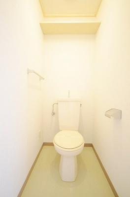 【トイレ】リベラルマンション