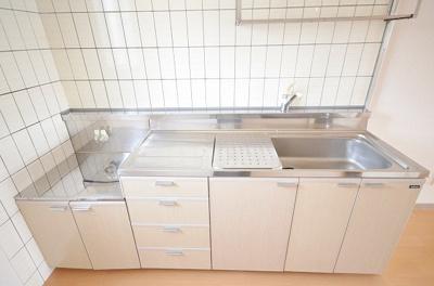 【キッチン】リベラルマンション