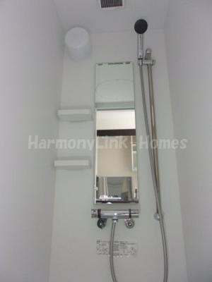 ハーモニーテラス大谷口のコンパクトで使いやすいシャワールームです☆