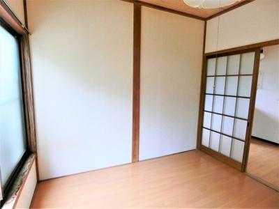 【洋室】金子コーポ