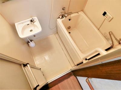 【浴室】金子コーポ
