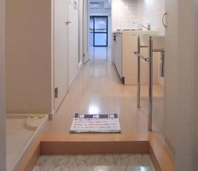 【玄関】セジョリノース東京