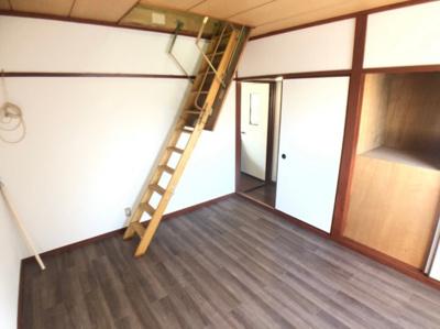 【洋室】大阪市西成区松2丁目 中古戸建