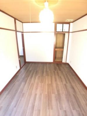 【居間・リビング】大阪市西成区松2丁目 中古戸建
