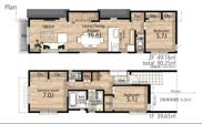 ワンランク上のデザインハウス 中落合3丁目新築戸建の画像