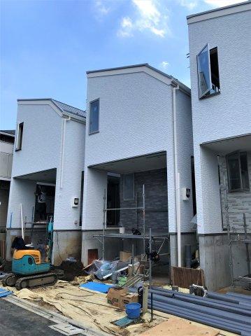 【外観】ワンランク上のデザインハウス 中落合3丁目新築戸建