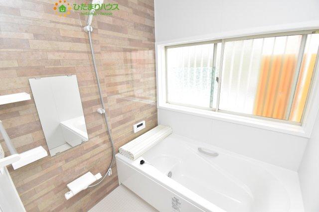 【浴室】川島町上伊草 中古一戸建て