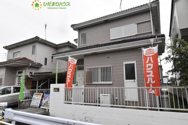【外観】川島町上伊草 中古一戸建て