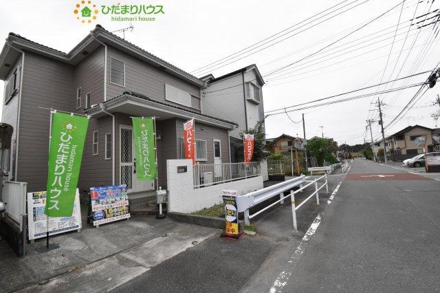 【前面道路含む現地写真】川島町上伊草 中古一戸建て