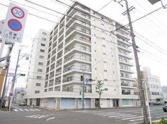 【外観】シャンボール静岡 1階 区分店舗事務所