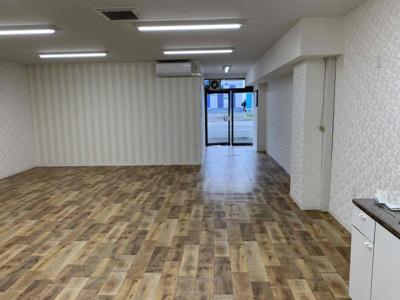 【内装】シャンボール静岡 1階 区分店舗事務所