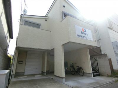 【外観】東四つ木賃貸マンション
