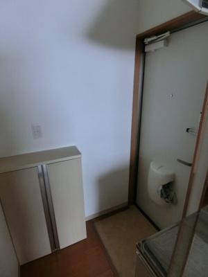 【玄関】東四つ木賃貸マンション