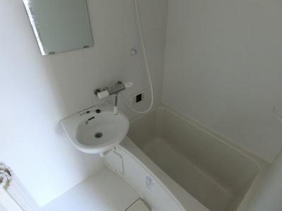 【浴室】東四つ木賃貸マンション