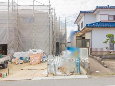【外観】東郷町御岳2丁目8-22【仲介手数料無料】新築一戸建て