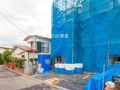 【外観】名古屋市天白区中平2丁目2735【仲介手数料無料】全2棟|新築一戸建て
